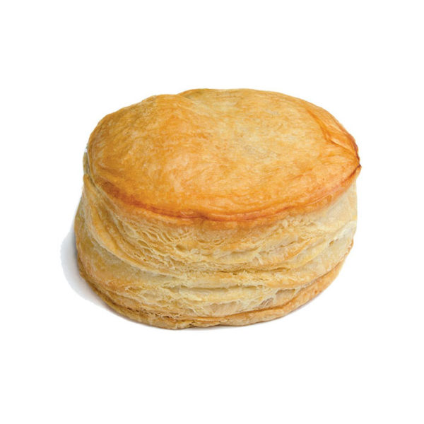 Lecce-style puff pastry with bechamel and tomato