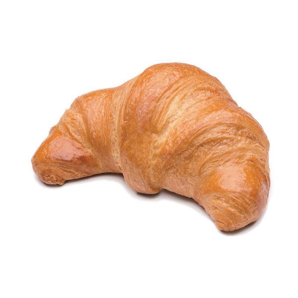 Maxi curved croissant plain