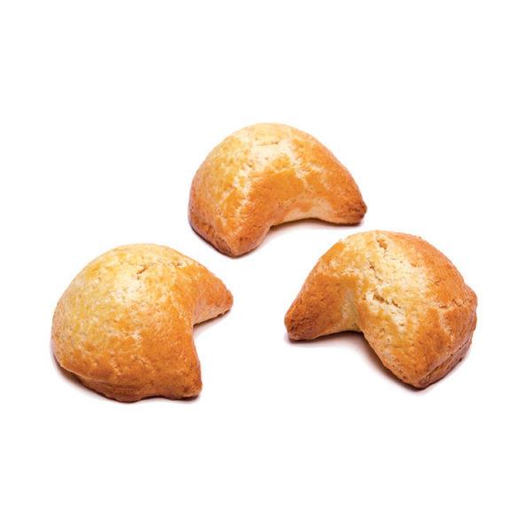 Mignon handmade shortbread sfogliatella