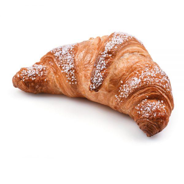 Big curved croissant plain Mamita