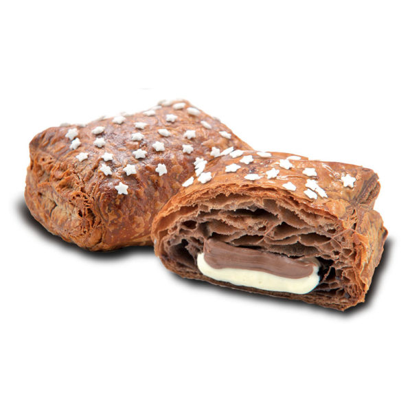 Stellotto white chocolate and gianduia
