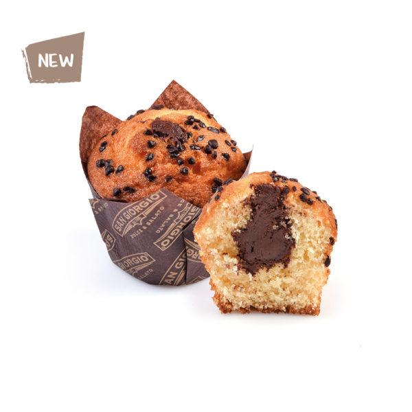Muffin classico farcito ciock