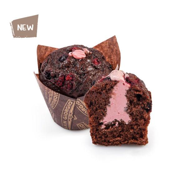 Muffin al cioccolato RUBY