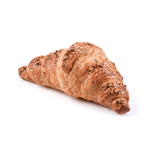 Savoury croissant cereal